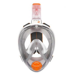 Aria Junior Full-Face Mask and Snorkel - Oyster Diving Equipment