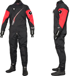 Bare Trilam Tech Drysuit - Men - Oyster Diving Equipment