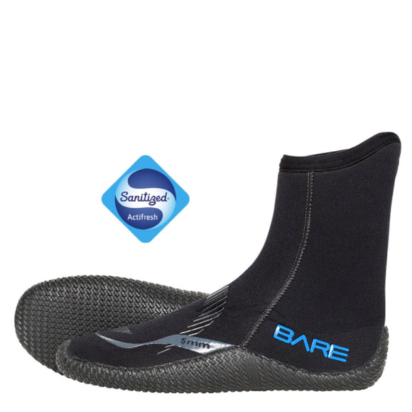 Bare 7mm Boot - Oyster Diving Equipment