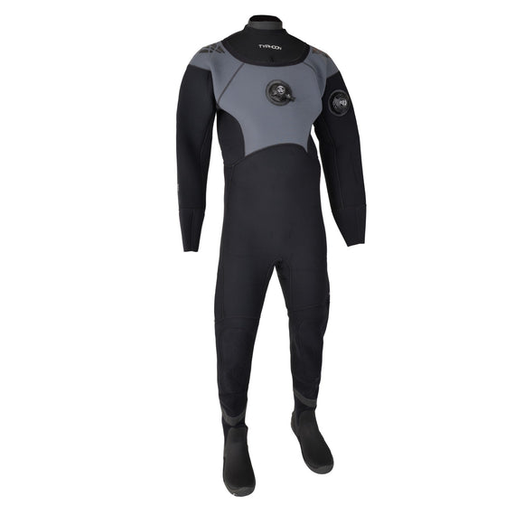 Typhoon Seamaster Drysuit *Special Offer* - Oyster Diving Equipment
