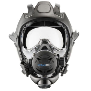 Ocean Reef Space Extender Full Face Dive Mask - Oyster Diving Equipment
