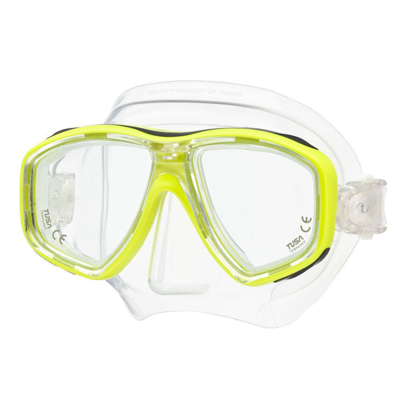 TUSA Geminus Mask - Oyster Diving Equipment