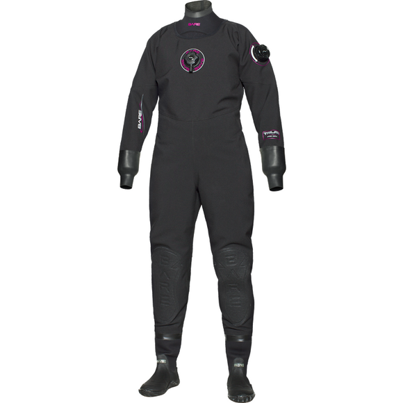 Bare Trilam Pro Drysuit - Women - Oyster Diving Equipment