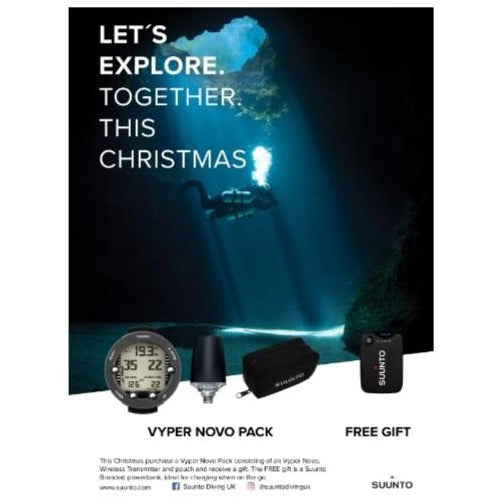 Suunto Vyper Novo Christmas Pack - Oyster Diving Equipment