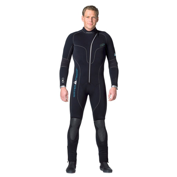 W1 5mm Wetsuit: Mens - Oyster Diving Equipment