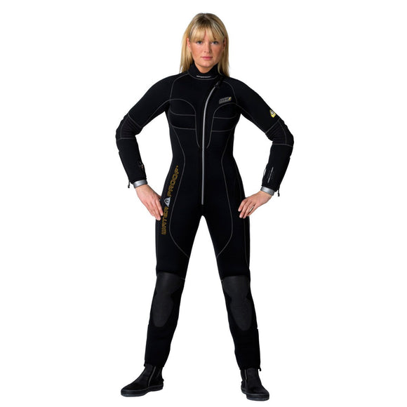 W1 5mm Wetsuit: Womens - Oyster Diving Equipment