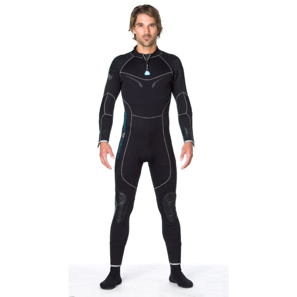W3 3.5mm Wetsuit: Mens - Oyster Diving Equipment