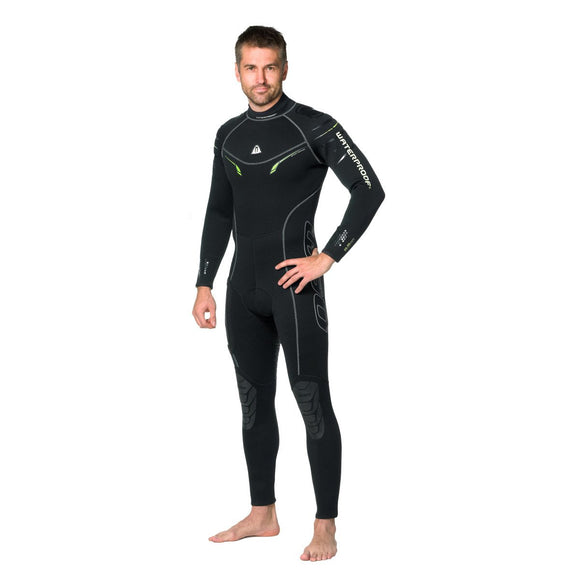 W30 2.5mm Full Wetsuit: Mens - Oyster Diving Equipment