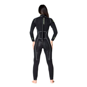 W30 2.5mm Wetsuit: Womens - Oyster Diving Equipment