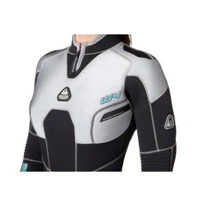 W4 5mm Wetsuit: Womens - Oyster Diving Equipment