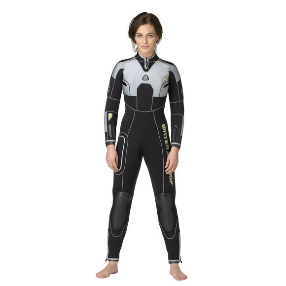 W4 7mm Wetsuit: Womens - Oyster Diving Equipment