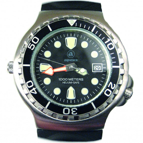 Apeks 1000m Dive Watch - Oyster Diving Equipment