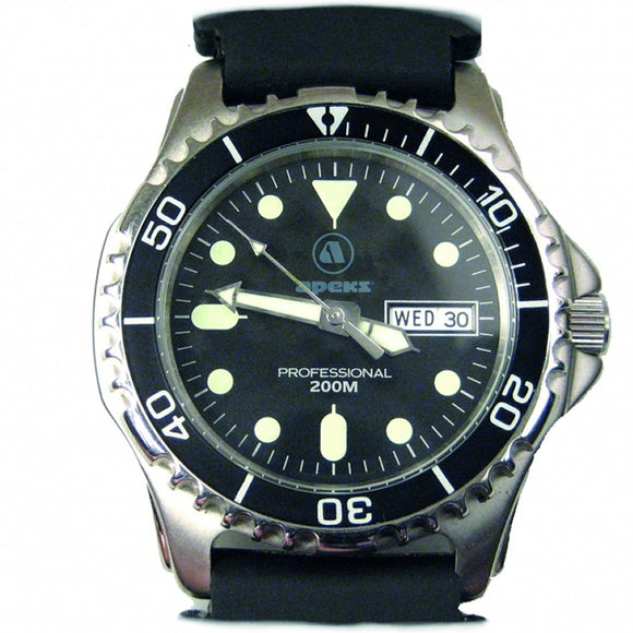 Apeks Professional Dive Watch - Oyster Diving Equipment