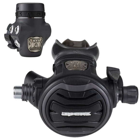 XTX Tungsten Regulator - Oyster Diving Equipment