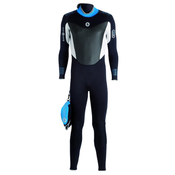 Bali 3mm Wetsuit: Mens - Oyster Diving Equipment