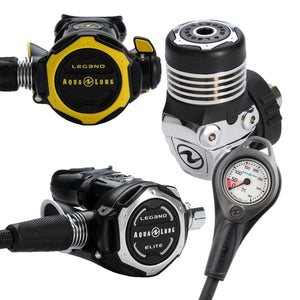 LEG3ND Elite Regulator - Oyster Diving Equipment