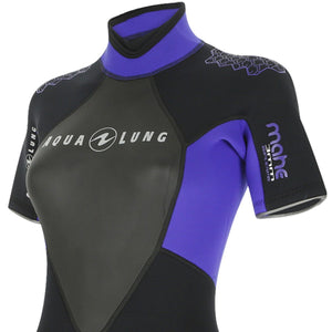 Mahe 3mm Shorty Wetsuit: Womens - Oyster Diving Equipment