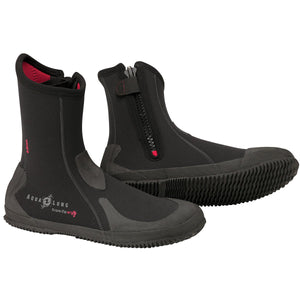 Aqua Lung Superzip Ergo Boots - Oyster Diving Equipment