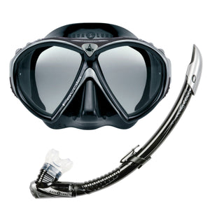 Aqua Lung Favola Mask and Zephyr Professional Set - Oyster Diving Equipment