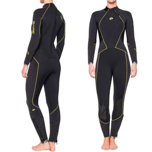 Evoke 7mm Wetsuit: Womens - Oyster Diving Equipment