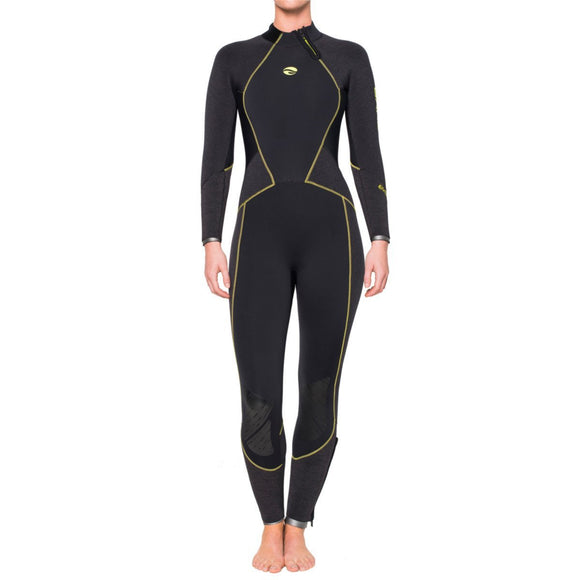 Evoke 3mm Wetsuit: Womens - Oyster Diving Equipment