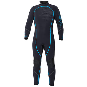 Reactive 5mm Wetsuit: Mens - Oyster Diving Equipment