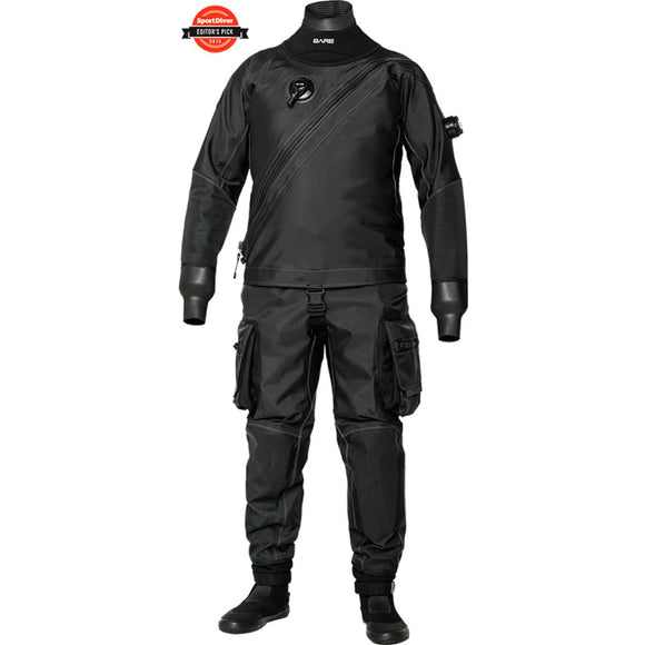 Mens Bare X-Mission - Oyster Diving Equipment