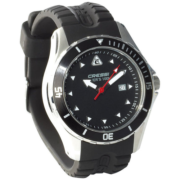 Manta 100m Dive Watch - Oyster Diving Equipment