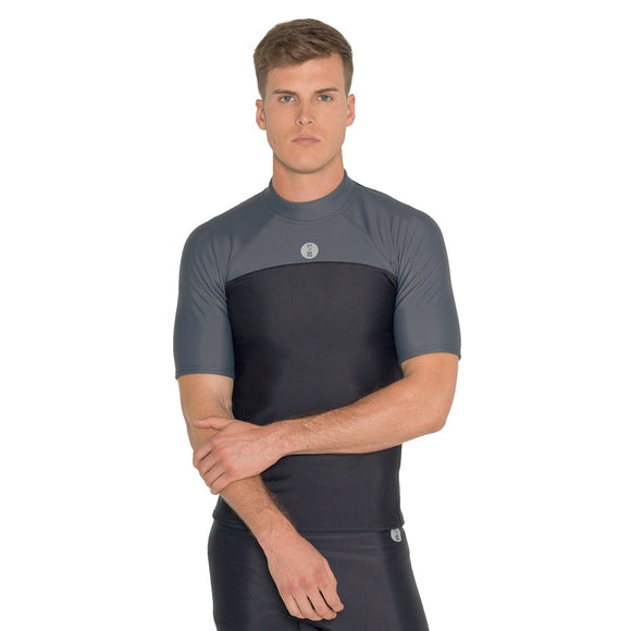Thermocline Short Sleeve Top - Mens - Oyster Diving Equipment