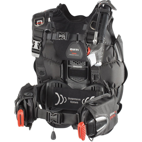 Hybrid Pure BCD - Oyster Diving Equipment