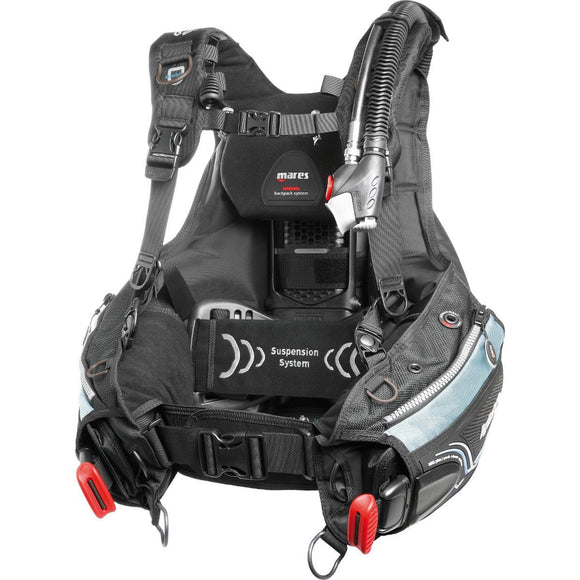 Hybrid She Dives BCD - Oyster Diving Equipment