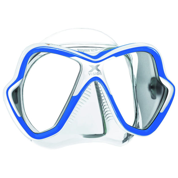 Mares X-VISION Mask - Oyster Diving Equipment