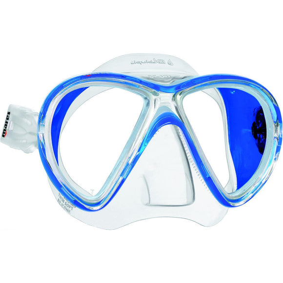 Mares X-VU Liquidskin Mask - Oyster Diving Equipment