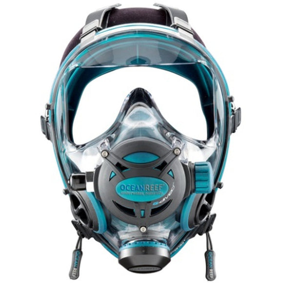 Neptune Space G.Divers Full Face Dive Mask - Oyster Diving Equipment