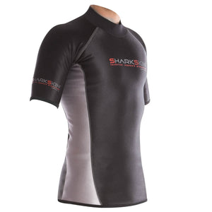 Sharkskin Chillproof Short Sleeve – Mens - Oyster Diving Equipment