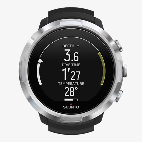 Suunto D5 Steel Dive Computer - Oyster Diving Equipment
