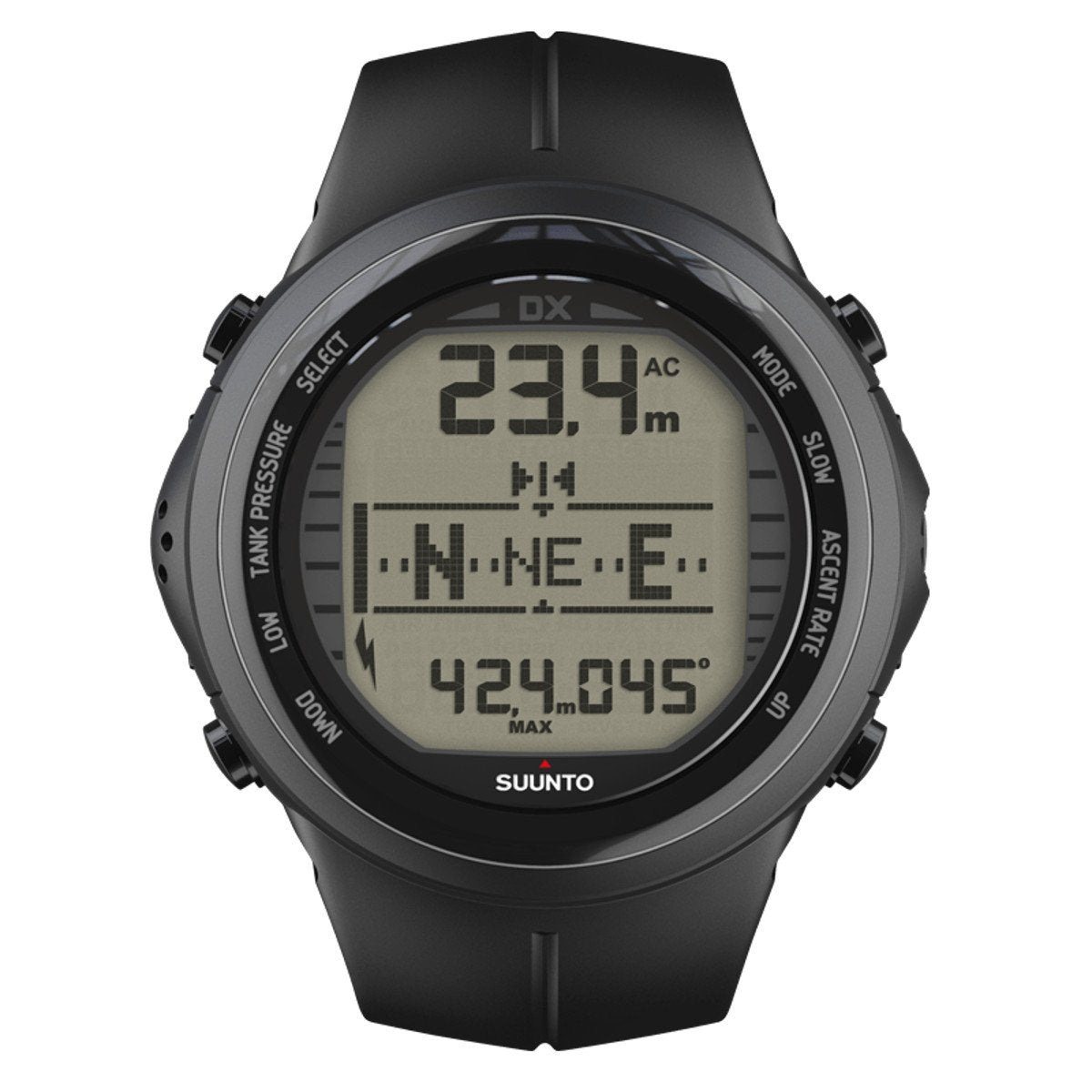 Suunto DX Black dive computer | Oyster Diving - Oyster ...