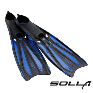 Solla Full Foot Fins - Oyster Diving Equipment