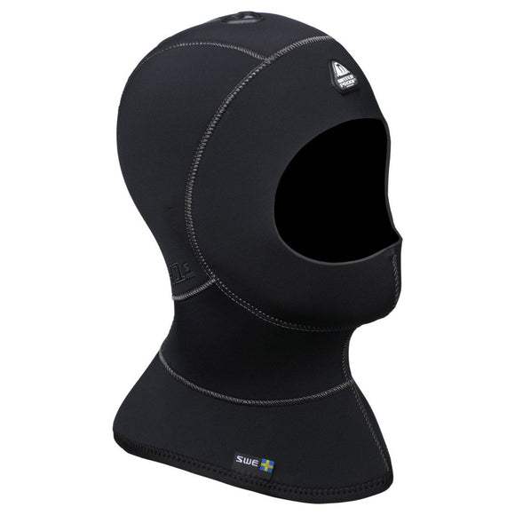 WaterProof H1 3/5mm Bibbed Hood - Oyster Diving Equipment