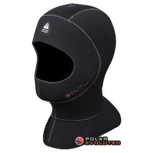 WaterProof H1 Polar 5/10mm Bibbed Hood - Oyster Diving Equipment