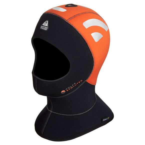 H1 High Visibility Polar 5/10mm Bibbed Hood - Oyster Diving Equipment