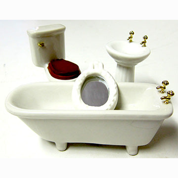 Bathroom 4 pcs AZD6405