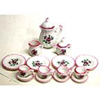 17 Piece Tea Set AZG8469