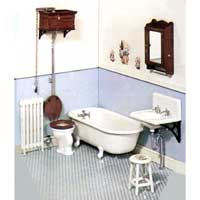 Victorian Bathroom Kit CB2111