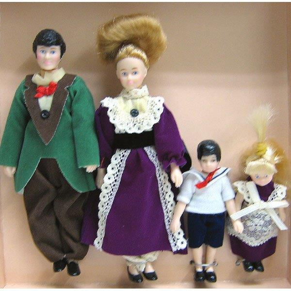 Victorian Doll Family HOR60046