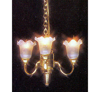 3 Light Chandelier HW2734