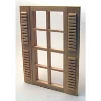 Standard Light Window with Shutters HW5003