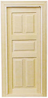 5 Panel Classic Interior Door HW6008