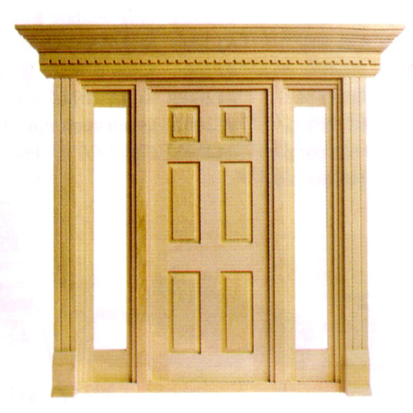 Jamestown Door HW6010