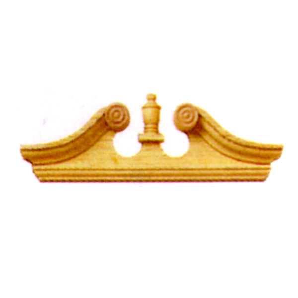 Deerfield Window Pediment HW7072